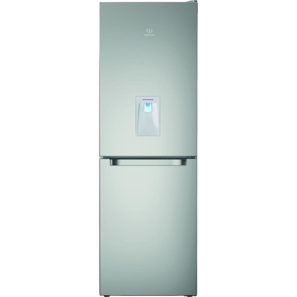 indesit ld70n1swtd frost free fridge freezer new pooles. Black Bedroom Furniture Sets. Home Design Ideas
