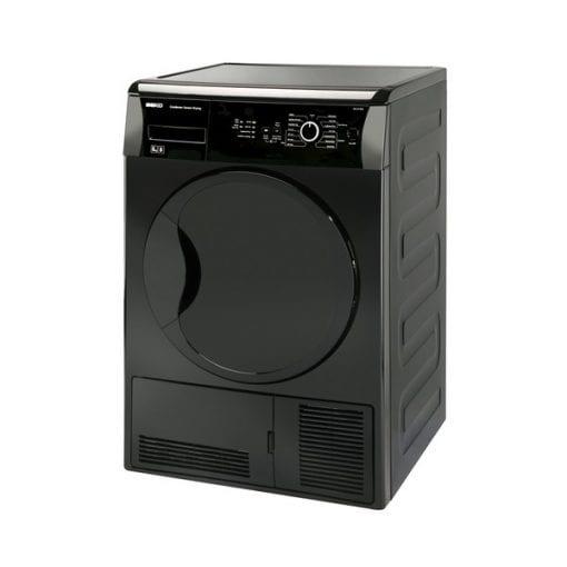 Bwe Tumble Dryer ~ Beko condenser tumble dryer black pooles domestics