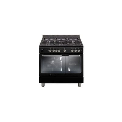 hoover-dual-fuel-range-cooker-black