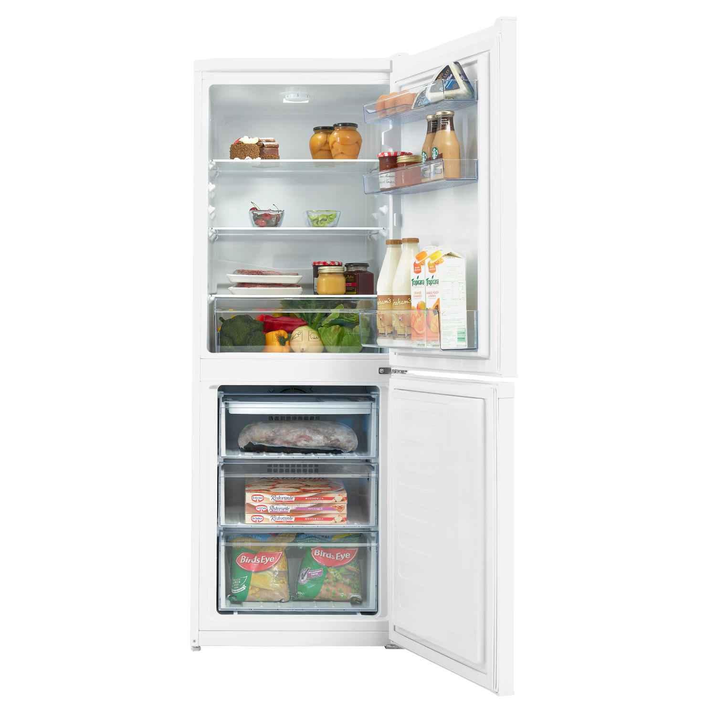 beko fridge freezer frost free best buy pooles domestics. Black Bedroom Furniture Sets. Home Design Ideas