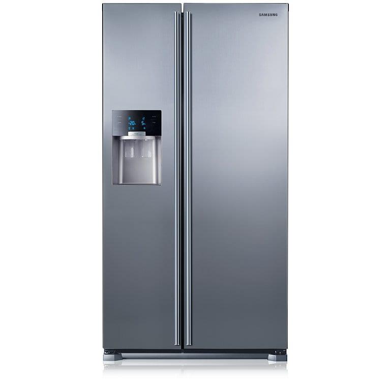samsung american fridge freezer pooles domestics. Black Bedroom Furniture Sets. Home Design Ideas