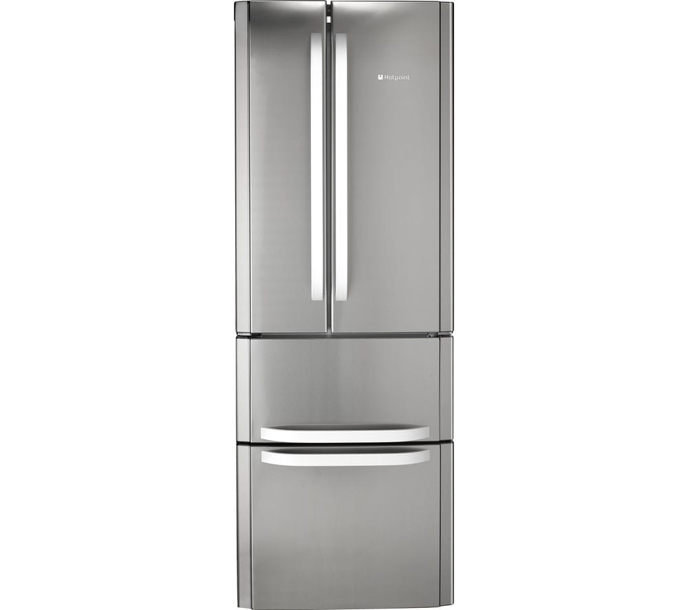 hotpoint ffu4dx fridge freezer pooles domestics. Black Bedroom Furniture Sets. Home Design Ideas