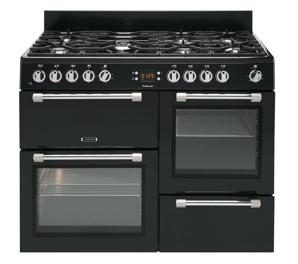 Leisure 1100 Duel Fuel Range Cooker Pooles Domestics