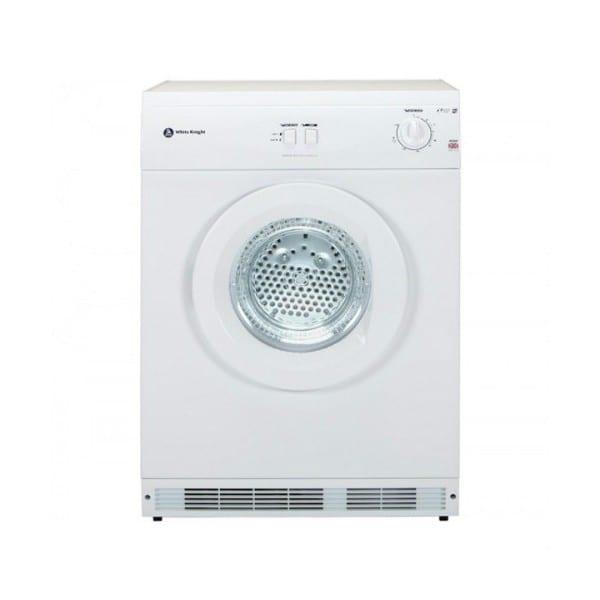 Bwe Tumble Dryer ~ White knight kg vented tumble dryer pooles domestics