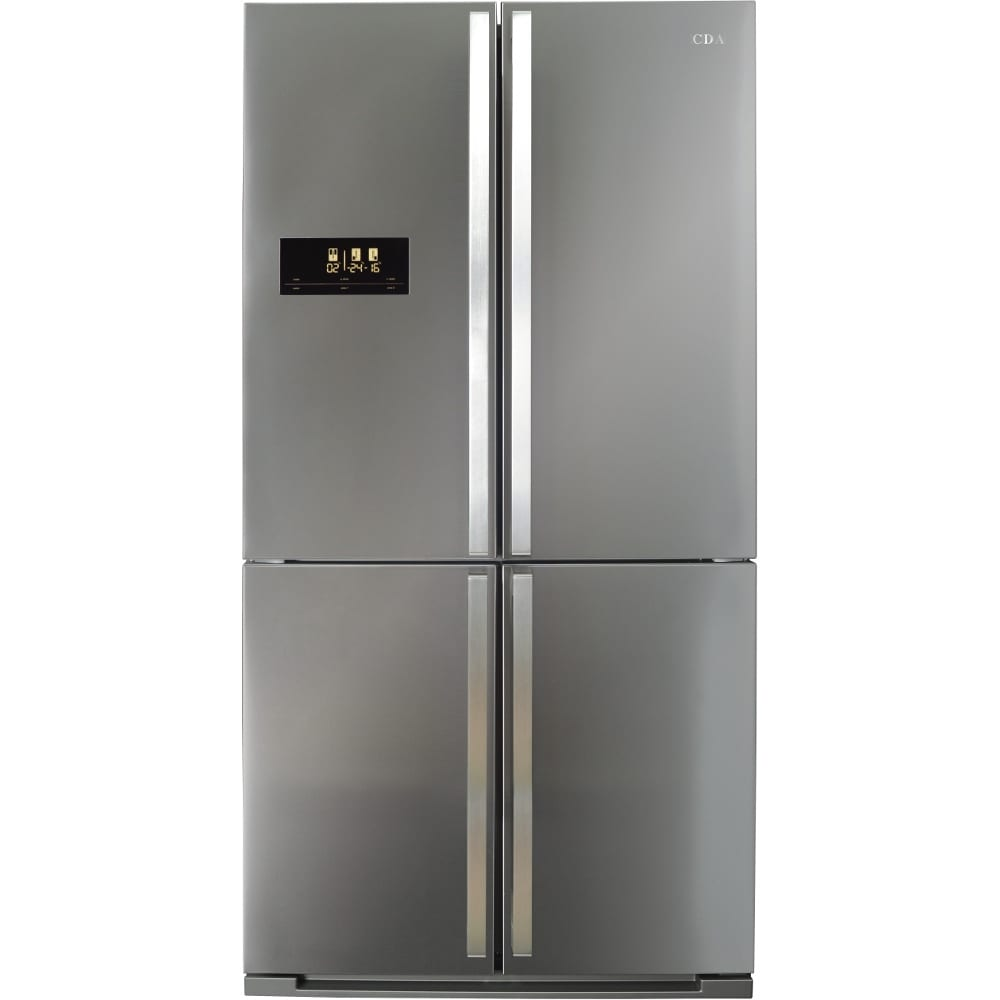 cda pc900ss american fridge freezer graded pooles domestics. Black Bedroom Furniture Sets. Home Design Ideas